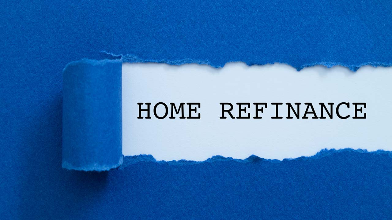 What does refinancing mean?